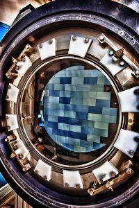 lens ring for the dark energy survey